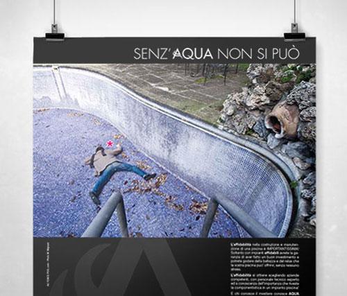 Aqua SPA - Campagna ADV