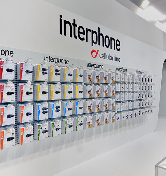 Interphone Cellular Line - Linea Packaging
