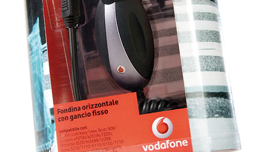 Vodafone: Packaging design and optimisation