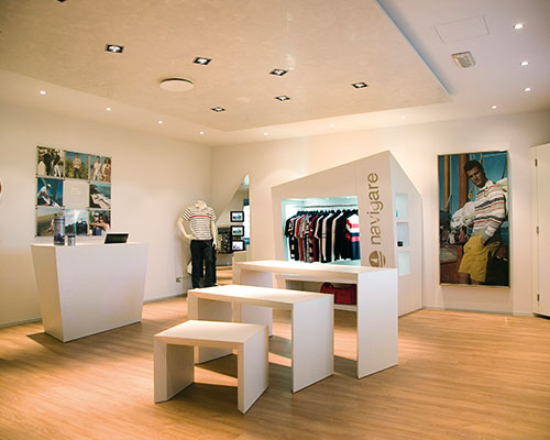 Navigare - Concept store