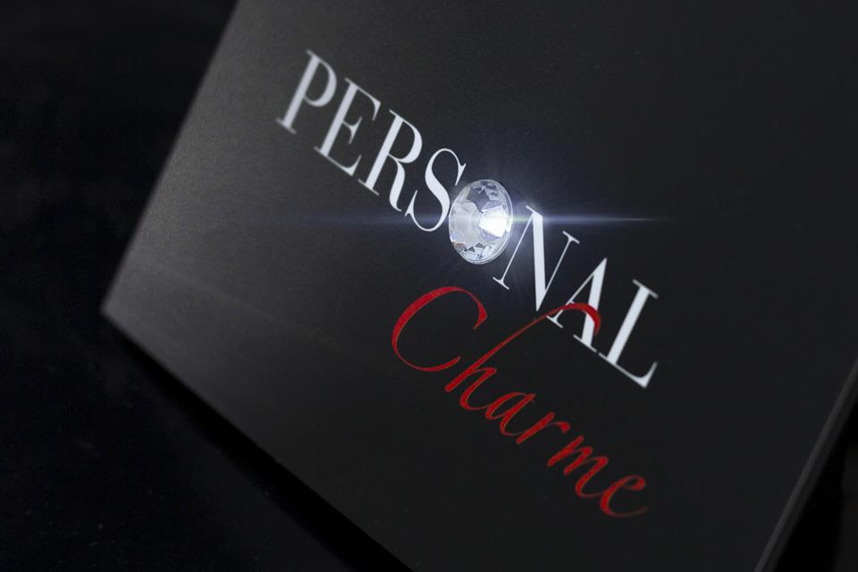 Personal charme copertina brochure